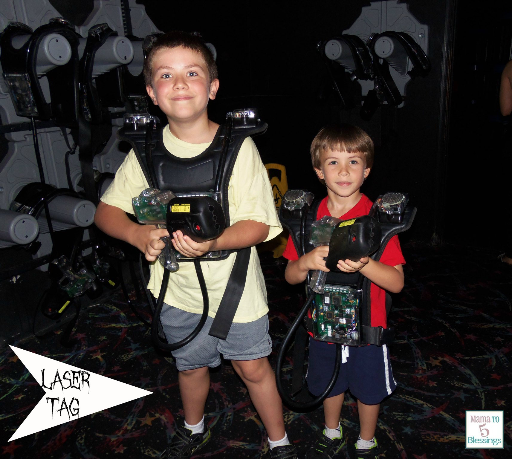 boomers laser tag