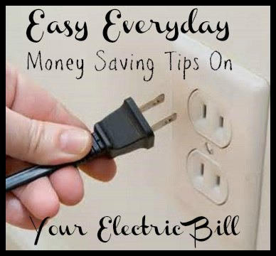 Saving money electricity electric bill earth day energy bill