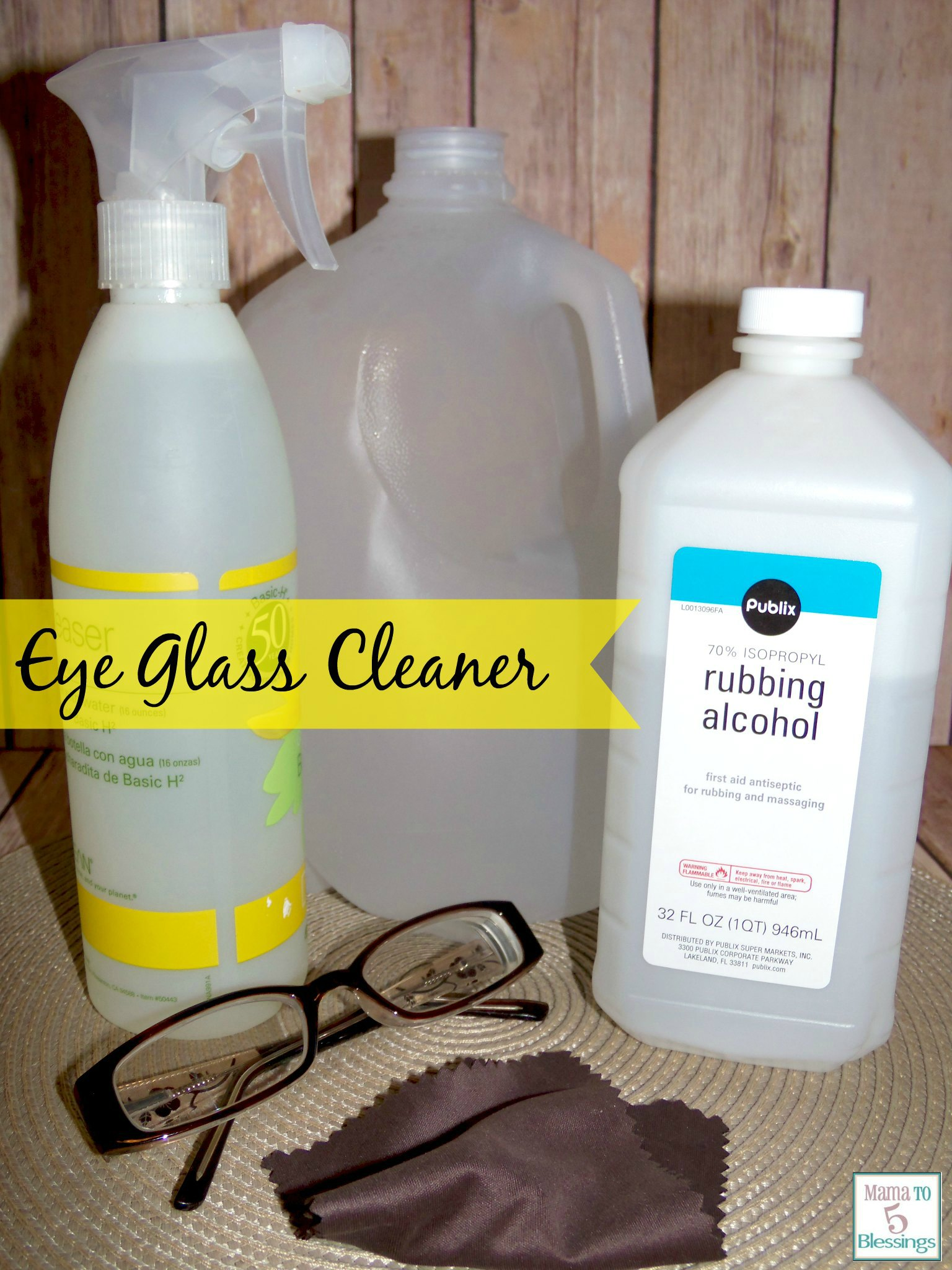 Homemade Eyeglass Cleaner >> Diy Eye Glasses Cleaner