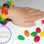Jelly Bean Bracelet — Fun to Wear & Eat!