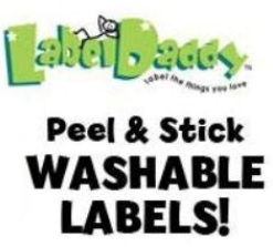 Washable Logo