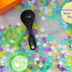 Sensory Play With Water Beads (Learn & Link With Linky)