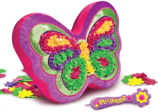 Artsi Plusheez Butterfly Pillow