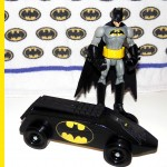 (Awanas) Batmobile Pine Box Derby (Learn & Link With Linky)