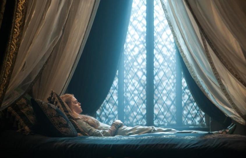 malecient sleeping beauty