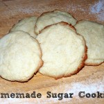 Baking Homemade Sugar Cookies With My Kids