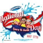 National Learn To Swim Day (Water Safety Tips)  #TeachMeToSwim
