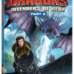 Dragons Defenders of Berk Park 2 & Giveaway