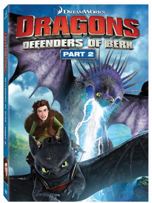 dragons of berk 2