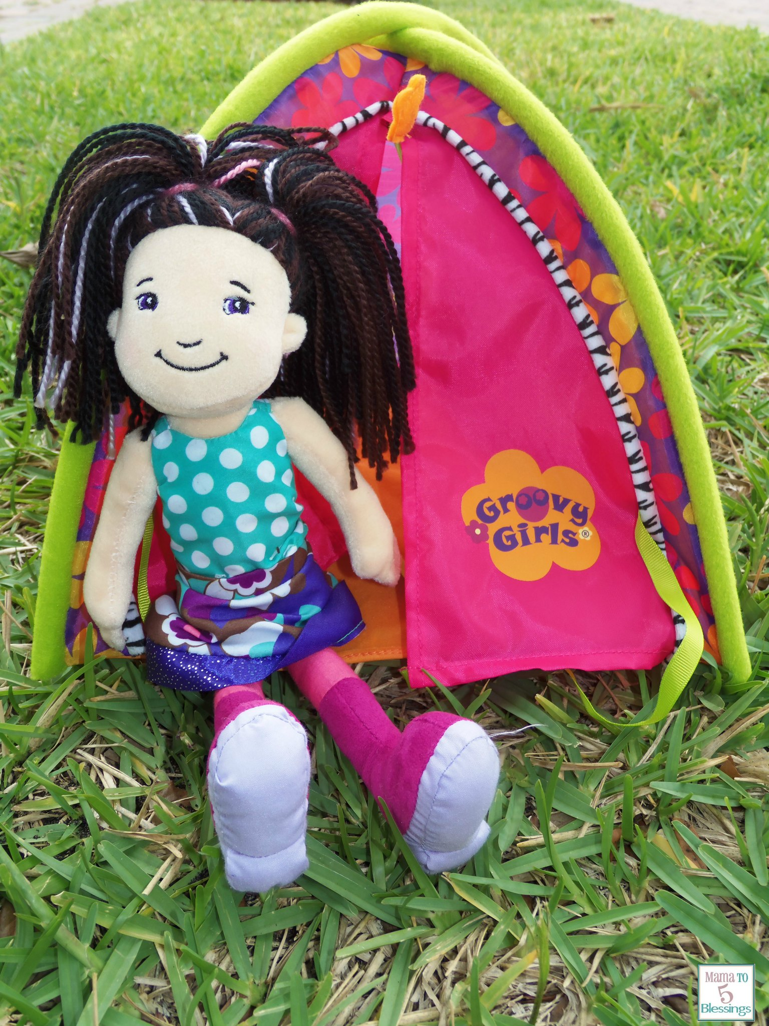 groovy girl bayani & Groovy Girls Dolls Along With Totally Tentastic