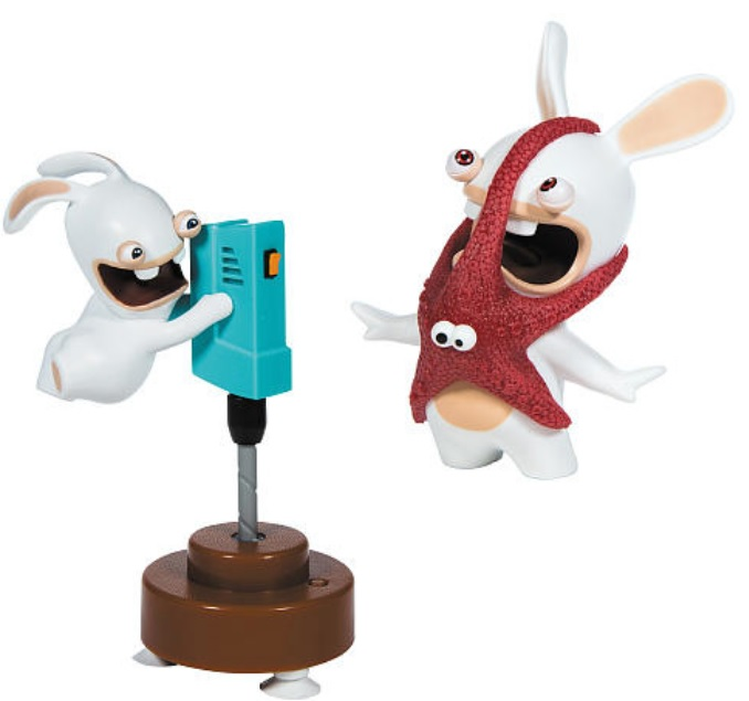 rabbids 2 pack