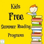 Kids Summer Reading………. Learn & Link (With Linky)