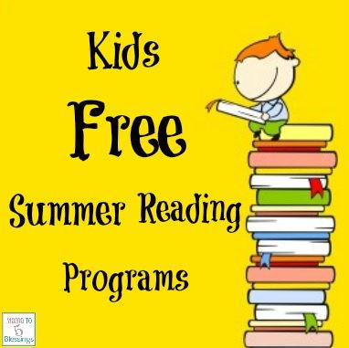 summer reading programs button