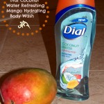 Take a Tropical Shower With Dial Coconut Water Mango Body Wash (Giveaway) #GetNoticed