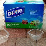 At Home Or On The Go Dixie Quicktakes Are The Perfect Food Storage Solution