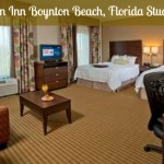Mini Vacation At the Hampton Inn (Florida)