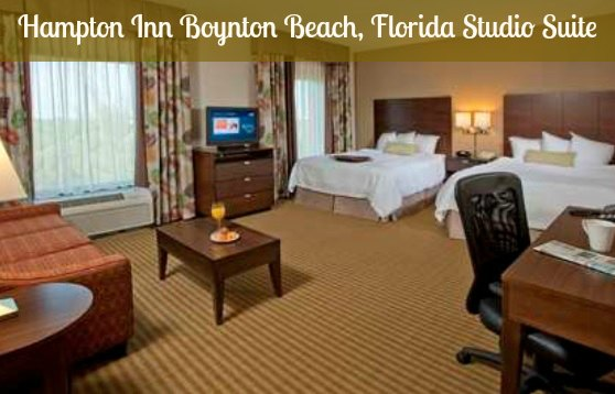 hamton inn BB suite au