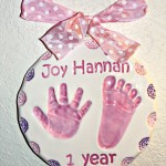 My Baby's Special Keepsake By Made With Love Ceramic Imprints
