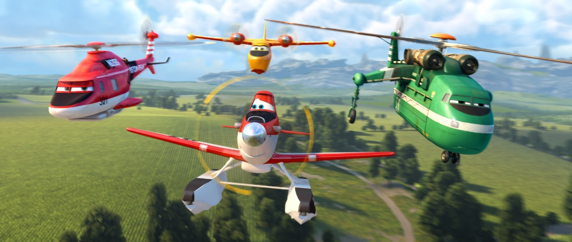 planes fire resuce 2