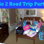 Rio 2 Road Trip Party