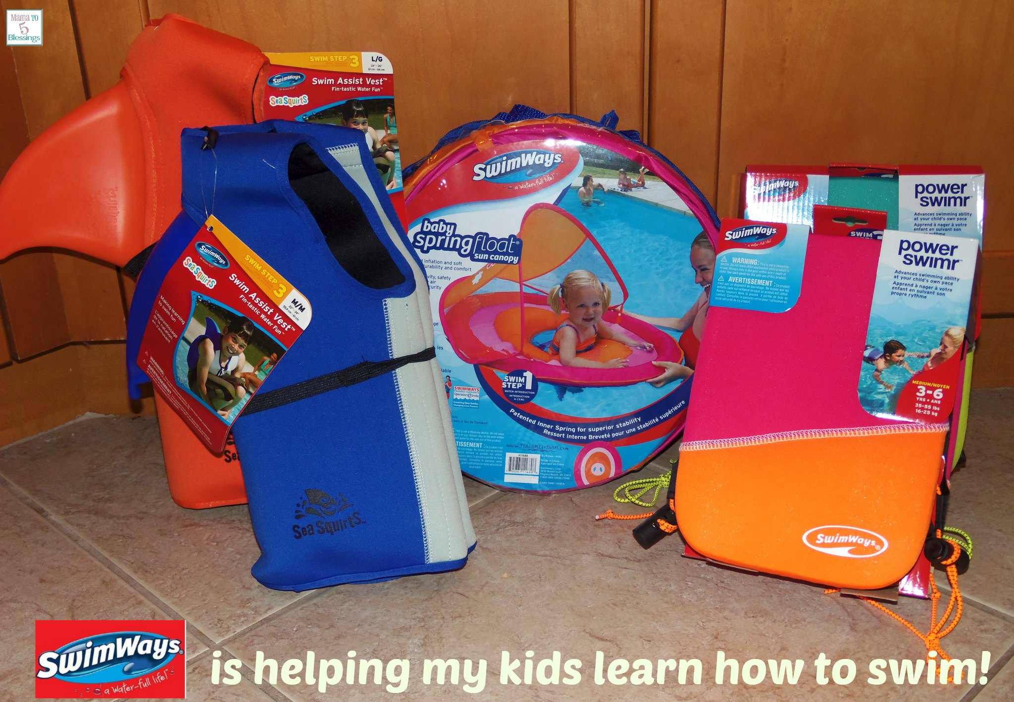 swimways swimming products
