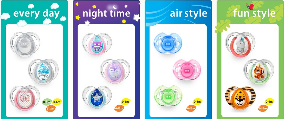 tommee tippee paci