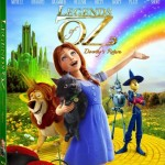 Legends's of Oz Dorothy's Return on Blu-Ray Giveaway + Movie Printables