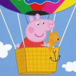 Peppa Pig The Balloon Ride DVD & Giveaway