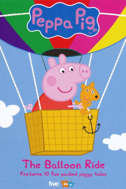 PEPPA PIG BALLOON RIDE