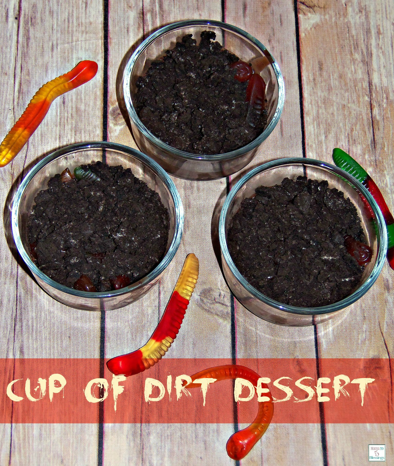 cup of dirt use