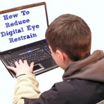 How Long Are Your Kids On Electronics? How To Reduce Digital Eye Restrain #AOA #MC