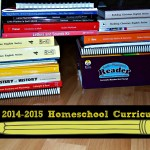 Our 2014-2015 Homeschool Curriculum (Learn & Link W/ Linky)