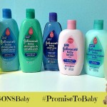 Johnson's Baby Promise To You With The New Formulated Products #JOHNSONSBaby  #PromiseToBaby