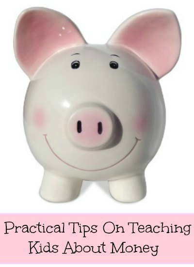 money teaching tips for kids use