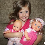 A Little Girl's Must Have – Nenuco Me & My Little Sister Playset