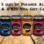 Don't Dare Call It Jelly, It's Polaner All Fruit + Giveaways