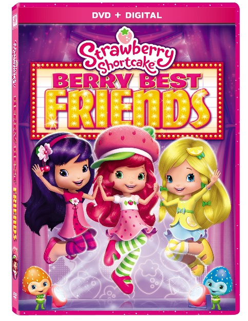 strawberry shortcake Berry Best Friends