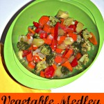 Fresh & Tasty Vegetable Medley Recipe