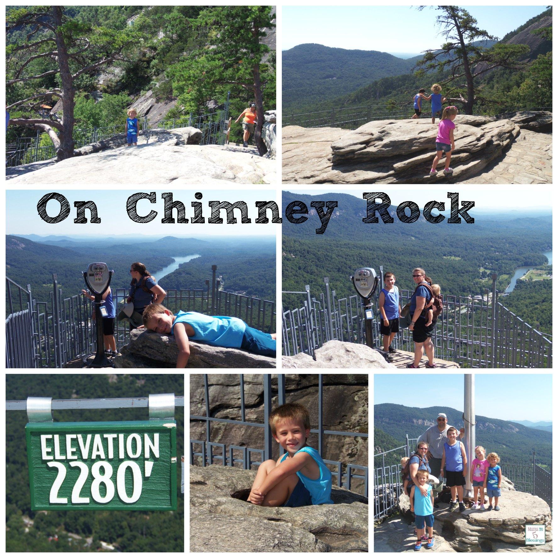 chimney rock at chimney state park