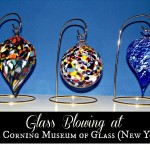 Glass Blowing At The Corning Museum Of Glass