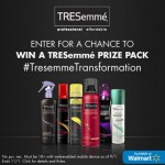 TRESemmé Transformation Sweepstakes