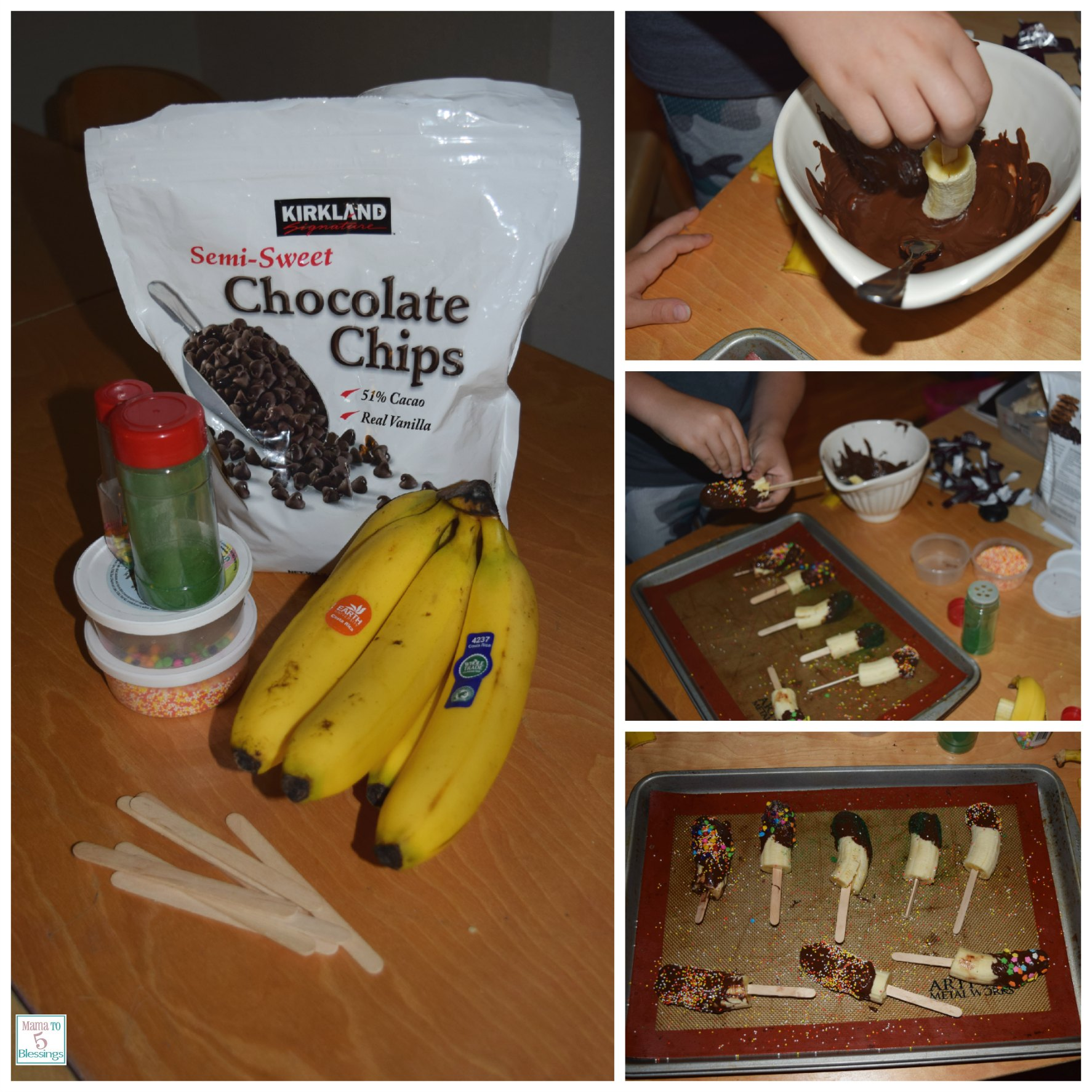 chocolatebananacollage