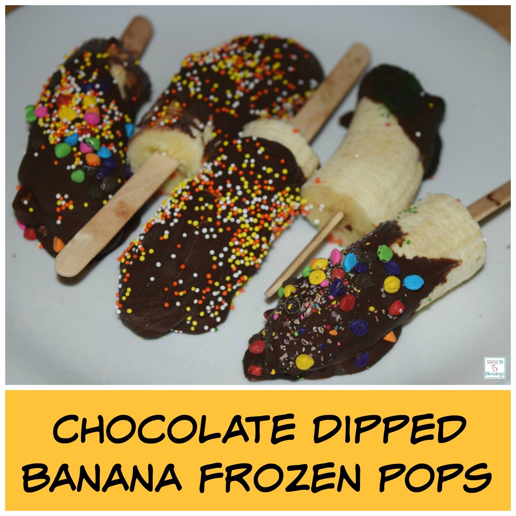 Chocolate Banana