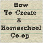 How To Create A Homeschool Co-op (Learn & Link)