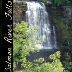 Salmon River Falls #NewYorkTravel