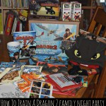 How To Train a Dragon 2 Family Movie Night + Dragon Wings Recipe #HTTYD2