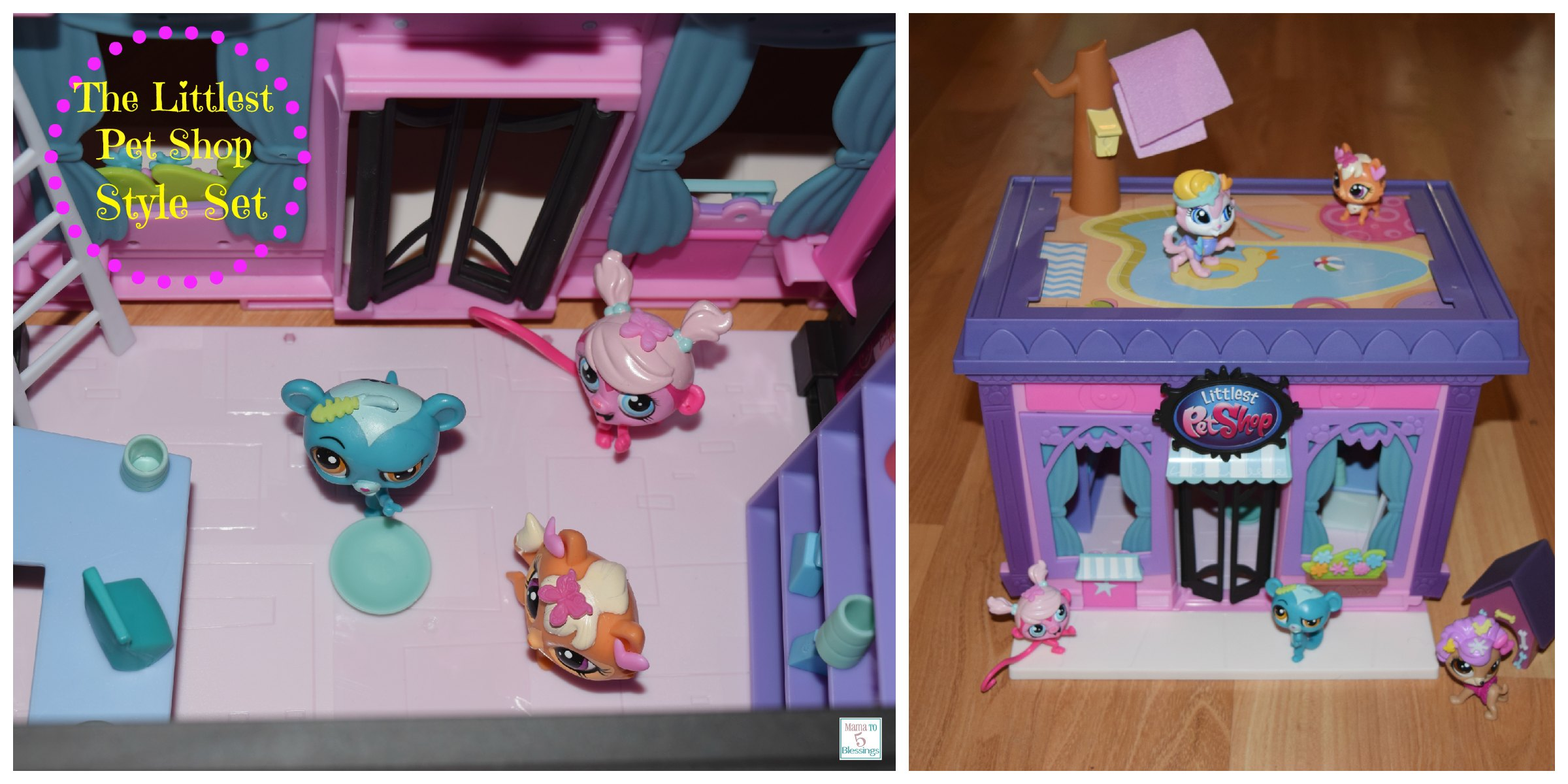 creative play with the littlest pet shop toys sets littlestpetshop