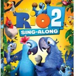 Rio 2 Sing-Along on Blu-Ray (Giveaway)