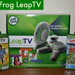 LeapTV Is The New Innovative Educational, Active Video Gaming System