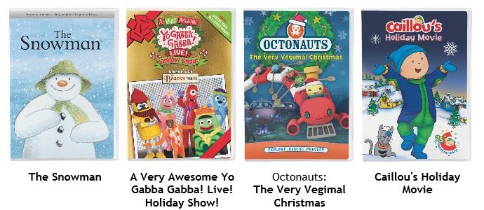 N Circle Christmas movies